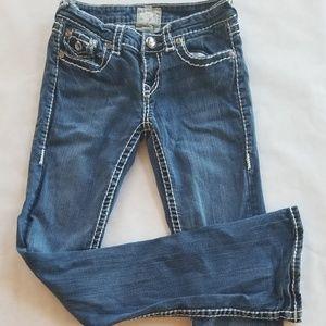 L A Idol jeans Size 00